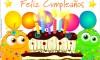 tarjetas para desear feliz cumpleaños 1