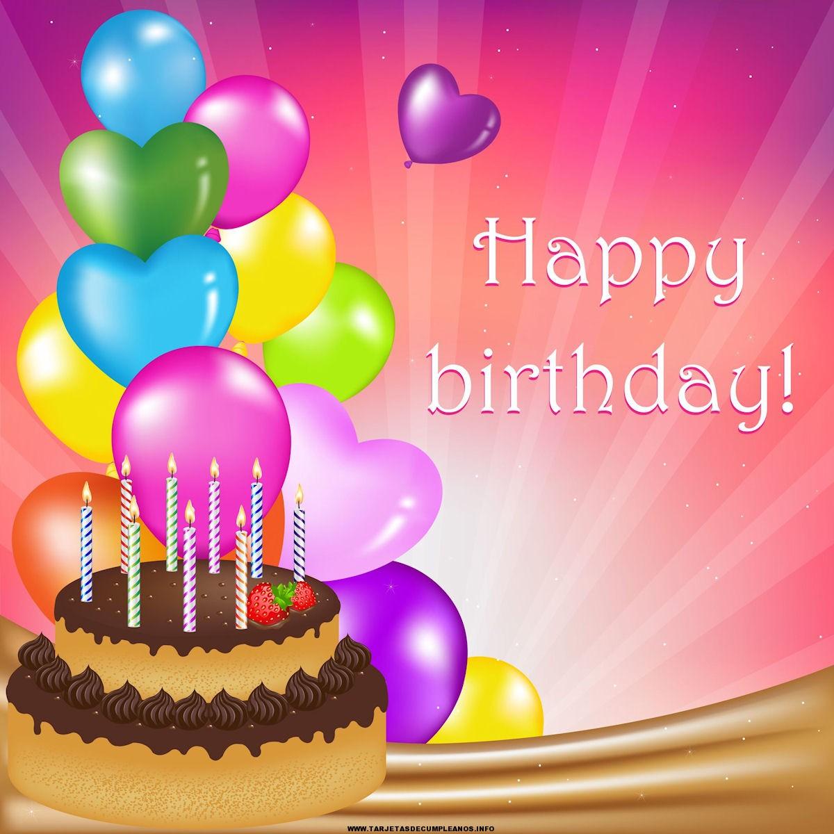 Tarjetas de felicitación de cumpleaños gratis