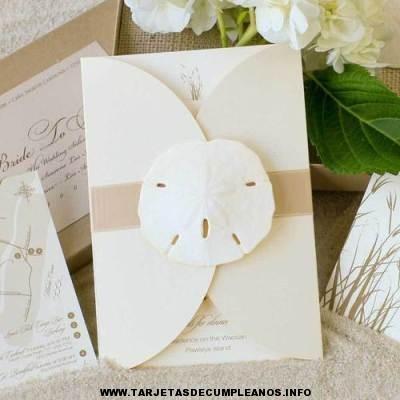 Diseños para tarjeta de bodas