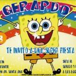 Fondos para invitaciones infantiles gratis