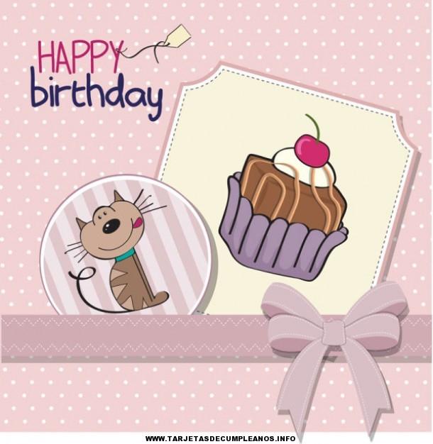 Descargar tarjetas de cumpleaños gratis