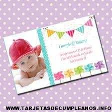 tarjetas de cumpleaños para imprimir personalizadas