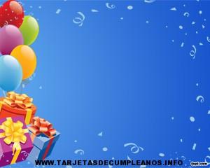 plantillas para tarjetas de cumpleaños