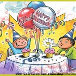Tarjetas comicas de cumpleaños