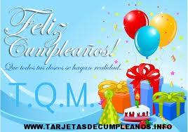tarjetas de felicitacion de cumpleaños gratis