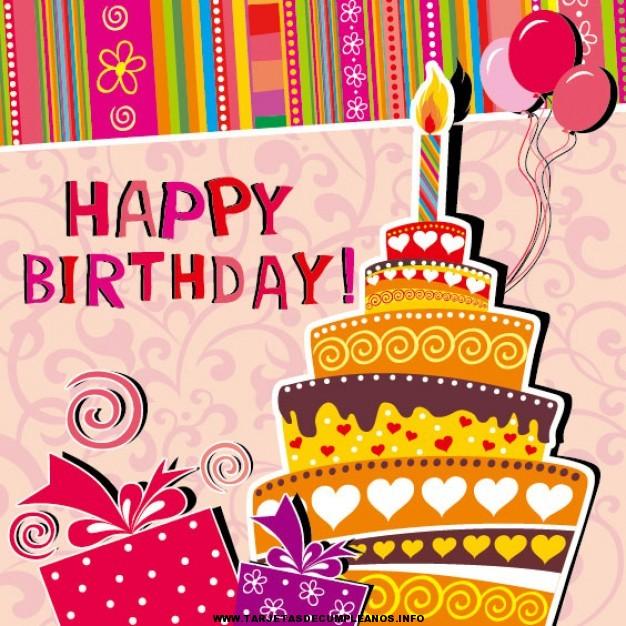 imagenes de cartas de cumpleaños