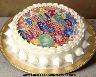 pasteles de cumpleaños imagenes