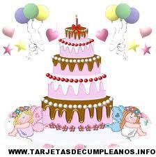 Imágenes pastel de cumpleaños