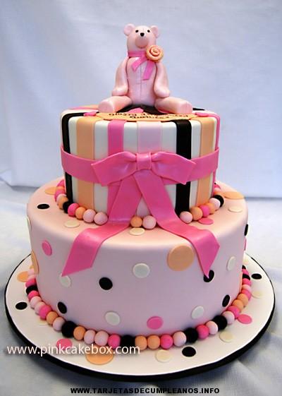 imagenes de pasteles de cumpleaños para mujeres