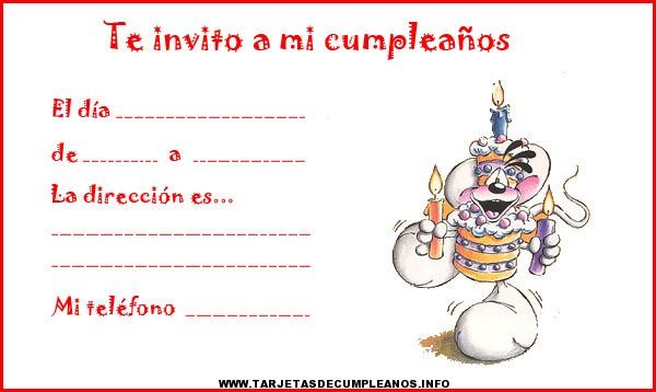Tarjetas de cumpleaños para bebés gratis
