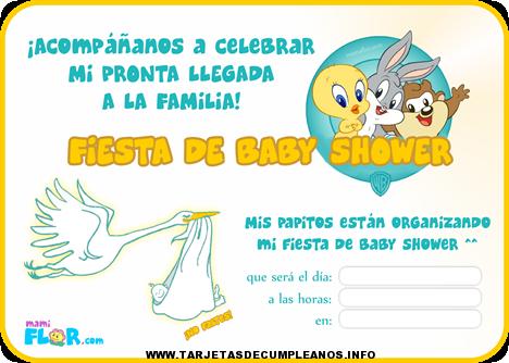Bonitas tarjetas de cumpleaños de Looney tunes