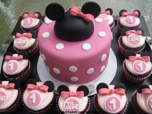 Imágenes de tortas de cumpleaños infantiles