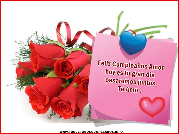 Tarjetas de cumpleaños para enviar a Fb