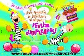 tarjetas virtuales gratis de cumpleaños