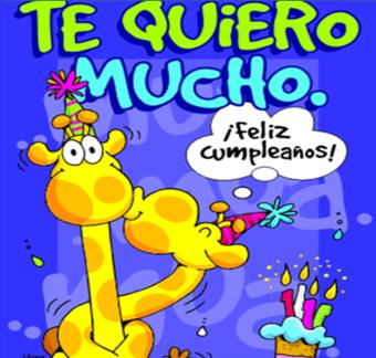 feliz cumpleaños te quiero 7
