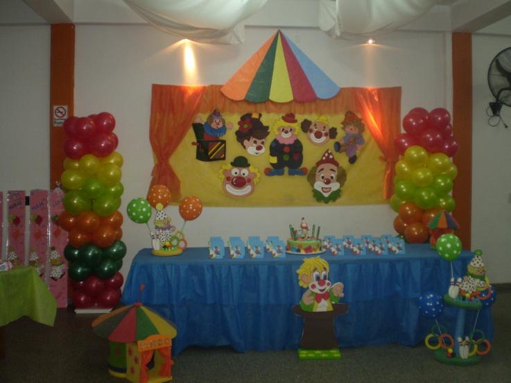 fiesta tematica divertida 4