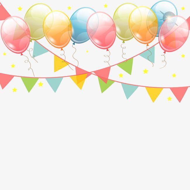 tarjetas de cumpleaños con globos 5